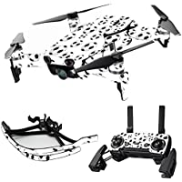 MightySkins Skin for DJI Mavic Air Drone - Soccer Ball | Max Combo Protective, Durable, and Unique Vinyl Decal wrap cover | Easy To Apply, Remove, and Change Styles | Made in the USA