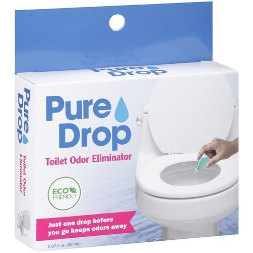 Pure Drop Toilet Odor Eliminator