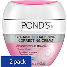 Pond's Correcting Cream, Clarant B3 Dark Spot Normal to Dry Skin 7 oz, Pack of 2