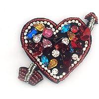 1pcs flecha en el corazón de los sellos