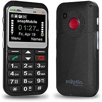 "Amazon com: GreatCall Jitterbug Smart Easy-to-Use 5 5"" Smartphone"
