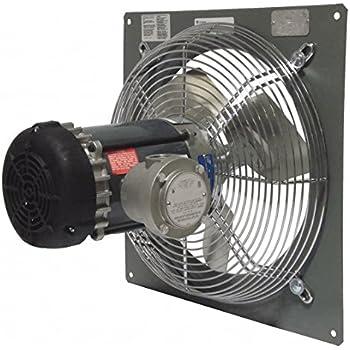 Canarm Explosion Proof Single Speed Exhaust Panel Fan