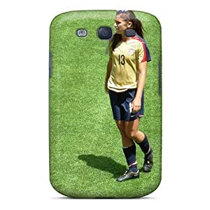 Awesome Ilovealexmorgan Flip Case With Fashion Design For Galaxy S3