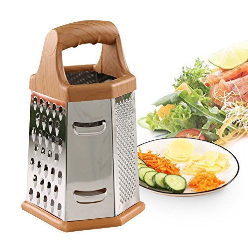 Price comparison product image Fenleo Vegetable Chopper Slicer Dicer, 8 Inch Six - Sided Planing Machine Multi - Functional Veggie Chopper