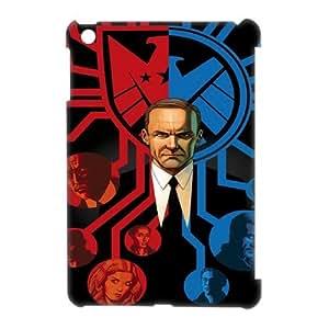 Agents of S.H.I.E.L.D ROCK8018850 3D Art Print Design Phone Back Case Customized Hard Shell Protection Ipad Mini