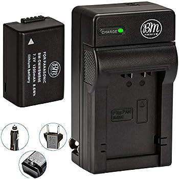 Amazoncom Panasonic Lumix Dmc Fz70 Battery And Charger