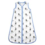 aden by aden + anais sleeping bag, monkeys, Small 0-6 Months (1 Sleeping Bag)