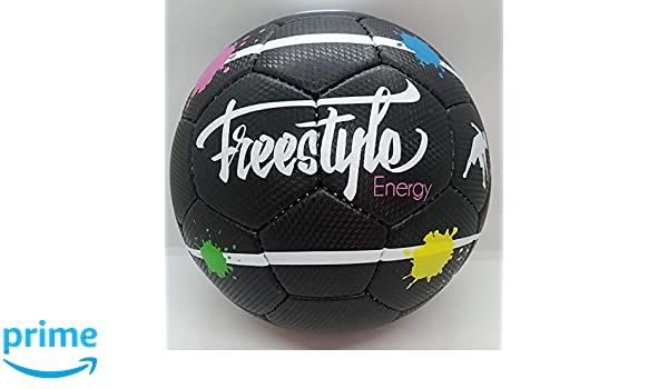 Globo Black Energy - Fútbol - Fútbol Freestyle | Freestyle Energy ...