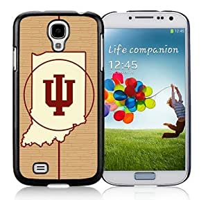 Indiana Hoosiers 2014 Fashion Samsung Galaxy S5 I9600/G9006/G9008 Phone Case 43215