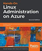Hands-On Linux Administration on Azure, 2nd Edition Front Cover