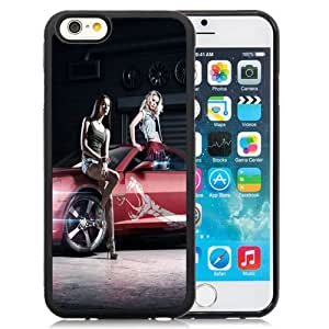 NEW DIY Unique Designed iPhone 6 4.7 Inch TPU Phone Case For World of Speed Game Phone Case Cover
