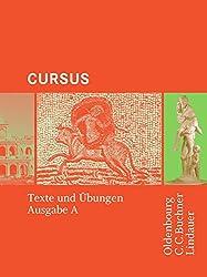 Cursus - Ausgabe A: Texte und Übungen