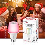 Sengled Solo RGBW Bluetooth Light Bulb Speaker