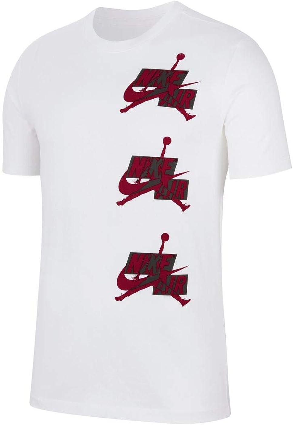 Camiseta Jordan Classics SS Crew