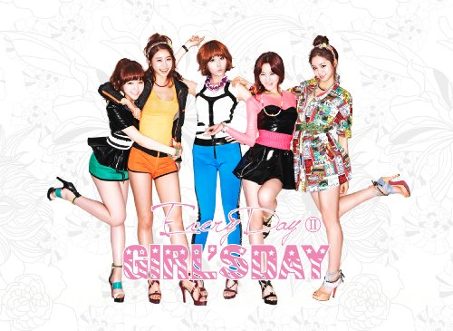 CD : Girl\'s Day - Everyday (Asia - Import)