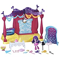 My Little Pony Equestria Minis Canterlot High Dance Playset