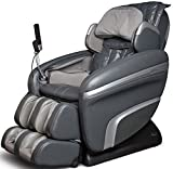 Product review for Osaki OS6000D Model OS-6000 Deluxe Massage Chair, Charcoal, Zero Gravity, 3D Massage Technology, Computer Body Scan, Arm and Hand Massage, MP3 & iPod Connection with Built in Speakers