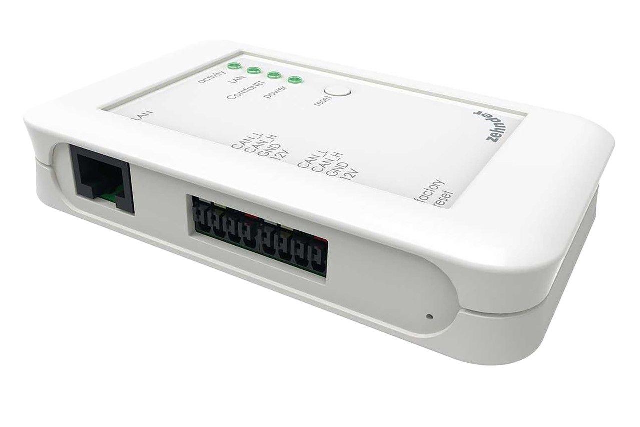 Zehnder Interface comfocon nect LAN C
