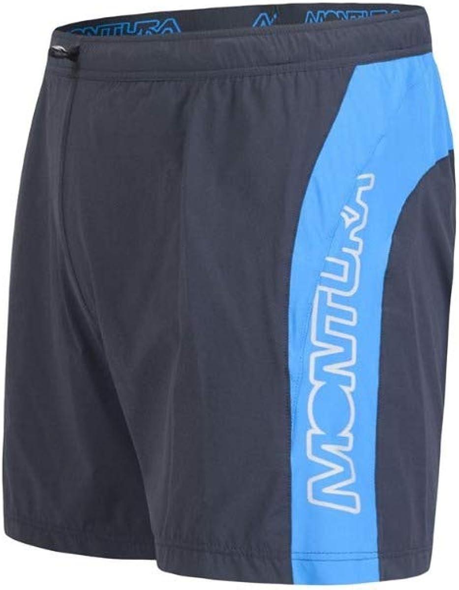 8126 Pantalone Corto Uomo per la Corsa Run Fast Shorts MONTURA