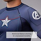 Hayabusa Mens Marvel Hero Elitte Long Sleeve Jiu