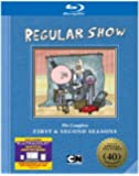 Cartoon Network: Regular Show Seasons 1 & 2 (Blu-ray)