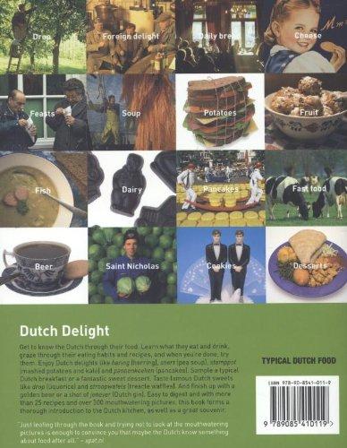 Dutch Delight: Typical Dutch Food: sylvia-pessireron