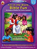 Fill-in-the-Blank Bible Fun 1-3, , 0887242219