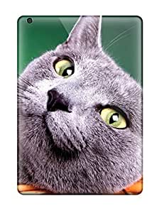 Awesome Case Cover/ipad Air Defender Case Cover(british Shorthair)