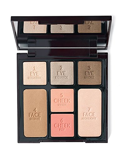 CHARLOTTE TILBURY INSTANT LOOK IN A PALETTE SEDUCTIVE BEAUTY LIMITED EDITION by CHARLOTTE TILBURY