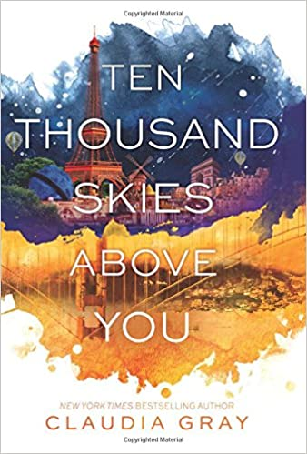 Image result for ten thousand skies above you amazon