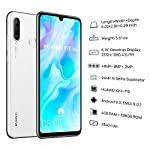 Huawei-P30-Lite-128-GB-615-Inch-FHD-Dewdrop-Display-Smartphone-with-MP-AI-Ultra-wide-Triple-Camera-4-GB-RAM-Android-90-Sim-Free-Mobile-Phone-Single-SIM-UK-Version-White