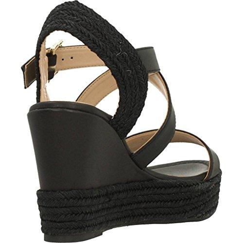 Y Negro Negro Modelo Unisa Unisa Marca Para Chanclas Mujer Lusas Mujer Sandalias Color Va SCxdwn4q46