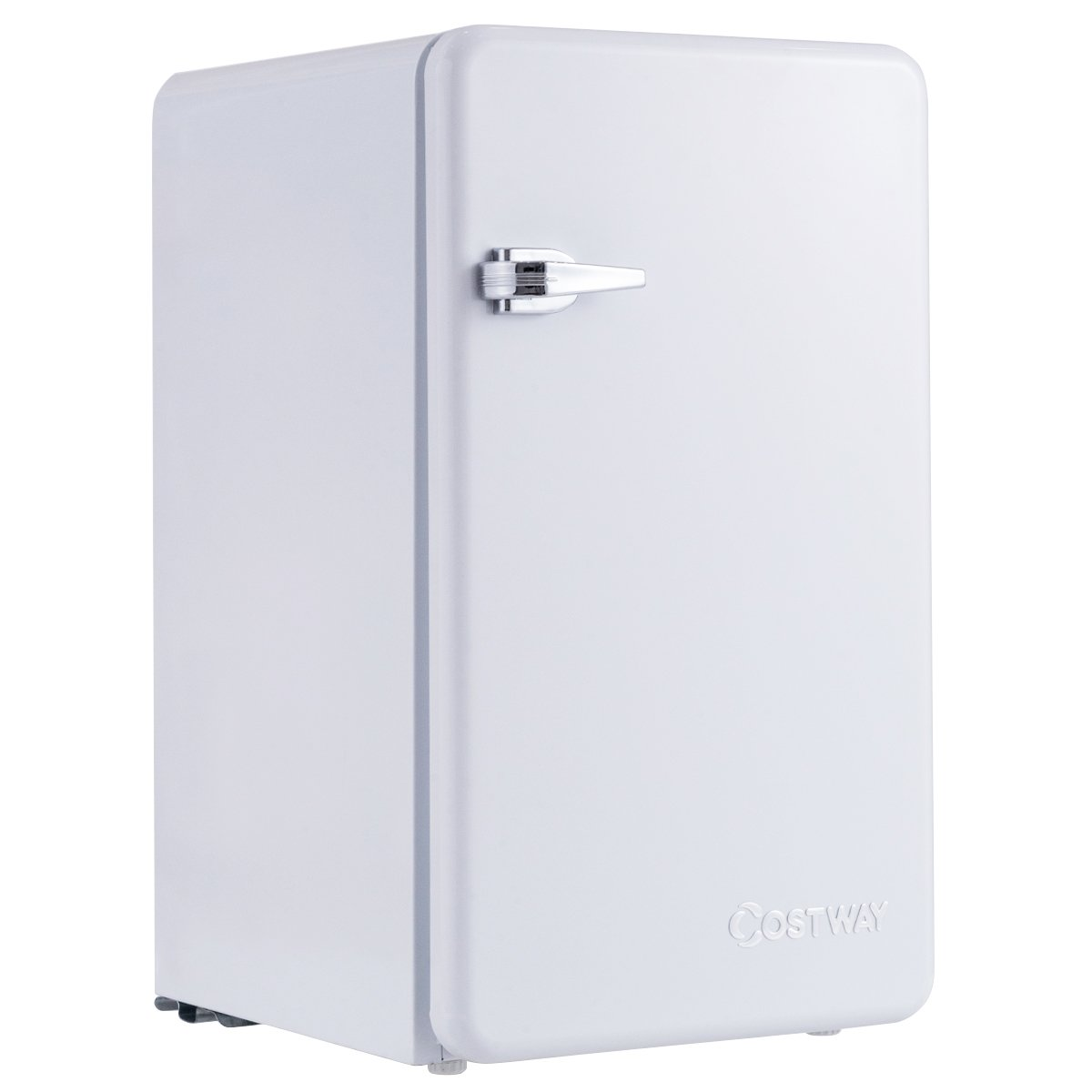 Amazon.com: Daewoo Retro Compact Refrigerator, 2.8 cu. ft., Mint ...
