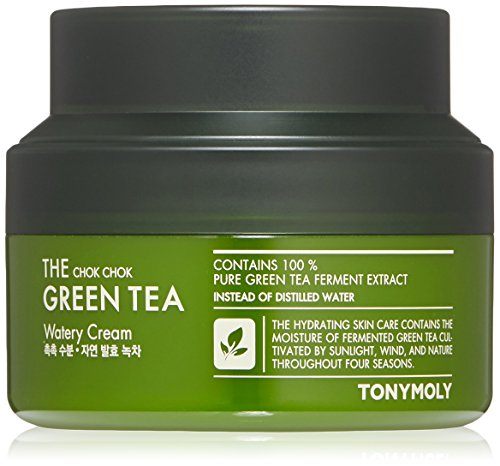 TONYMOLY Chok Green Watery Cream product image