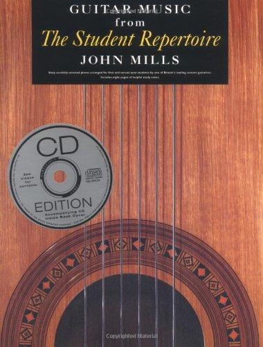 Guitar Ensemble Series - Guitar Music from the Student Repertoire (Classical Guitar Series)
