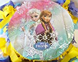 BdayParties Frozen Elsa Anna 15'' New Custom Birthday Party Pinata