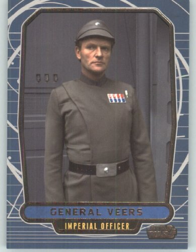 2012 Star Wars Galactic Files #140 General Veers (Non-Sport Collectible Trading Cards) from Star Wars