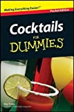img - for Cocktails for Dummies (dummies) by ray foley (2009) Paperback book / textbook / text book