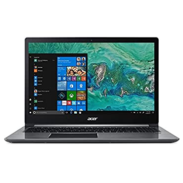 Acer Swift 3 SF315-41G-R6MP Laptop, 15.6 Full HD IPS Display, AMD Ryzen 7 2700U, AMD Radeon RX 540 Graphics, 8GB DDR4, 256GB SSD, Windows 10