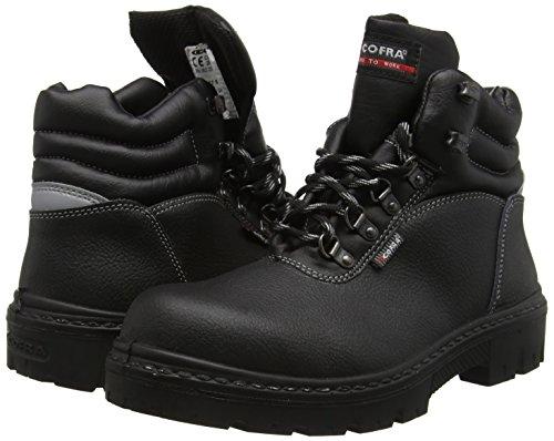 """Cofra 26500–000.w40taglia 40s3src """"Ceylon Scarpe di sicurezza, colore: nero"""