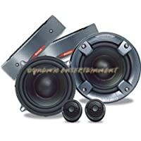 Boston Acoustics SX50 - Car speaker - 65 Watt - 2-way - component