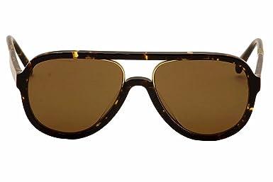 c083d82088 Amazon.com  ill.i By will.i.am Men s WA 519S 519 S 03 Tortoise Gold Pilot  Sunglasses 58mm  Clothing