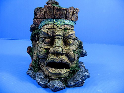 Ancient Myth Jungle Statue Ruins Cave 7.1
