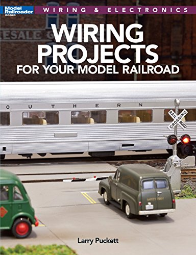 Model Railroad Hobby - Wiring Projects for your Model Railroad (Modern Railroad Books Wiring & Electronics)