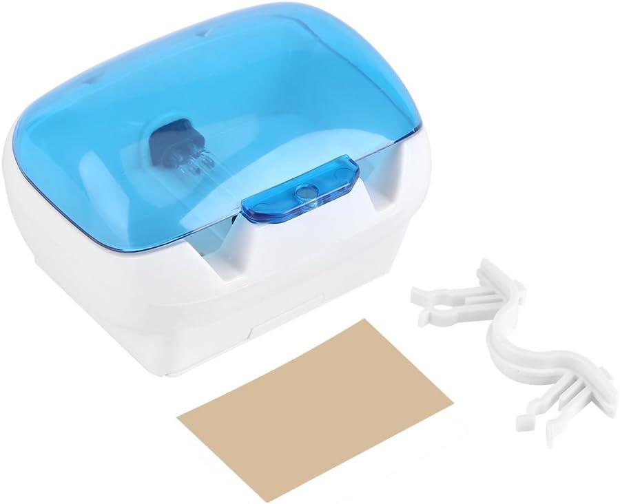 portatile Sterilizzatore per spazzolino da denti UV alimentato a batteria per casa e viaggio igienizzante per spazzolini da denti