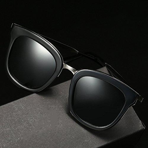 Outdoor Black Polarizadas Gafas Vintage De Sol Sol Espejo Classic Conducción Black De SEEKSUNG® Sports De Gafas Colorful Sol Nuevas Gafas De Gafas TCRnxwwZBq