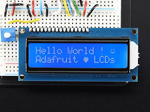 Adafruit Standard LCD 16x2 + extras [ADA181]