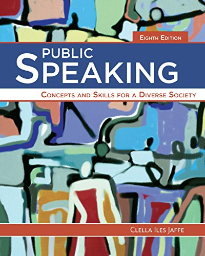 Public Speaking: Concepts and Skills for a Diverse Society (MindTap Course List)