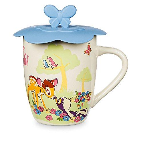Disney Bambi Mug with Lid -
