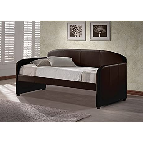 Hillsdale 1613DB Springfield Daybed 42 5 D X 82 5 L X 37 H Brown